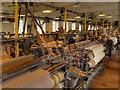 SJ8382 : Weaving Shed, Quarry Bank Mill by David Dixon