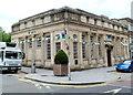 SO0406 : Grade II listed Lloyds TSB, Merthyr Tydfil by Jaggery