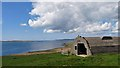 HY3003 : Houton Head Battery, Orkney by Claire Pegrum
