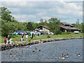 SO1210 : Bryn Bach Park, Tredegar by Robin Drayton