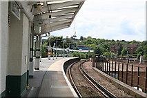 TQ3476 : Peckham Rye station by Dr Neil Clifton