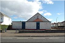NS5164 : Masonic Lodge, Ralston, Paisley, Scotland by Jim Campbell