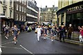 NZ2563 : Olympic Torch Bearer by Christine Westerback