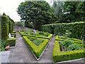 NZ3156 : The Jacobean Garden, Washington Old Hall by David Dixon