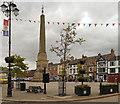SE3171 : Market Square, Ripon by David Dixon