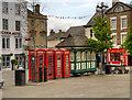SE3171 : Market Place, Queen Street by David Dixon