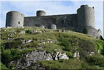 SH5831 : Harlech Castle by Mat Fascione