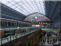 TQ3082 : St Pancras railway station by Thomas Nugent