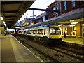 TM2332 : Boat train at Harwich International by Richard Vince