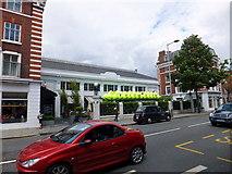 TQ2677 : Bluebird, Kings Road, Chelsea by PAUL FARMER