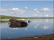 ND4798 : Weddell Sound Blockship by Adam Ward
