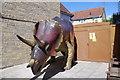 SY6990 : Dorchester - Dinosaur by Chris Talbot