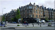 NT2572 : The centre of Marchmont by kim traynor