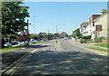 TQ5804 : B2247 Station Road south of Junction Street by Stuart Logan