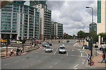 TQ3078 : Vauxhall Cross by Dr Neil Clifton