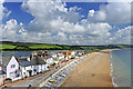 SX8242 : Torcross and Slapton Sands by Peter Tarleton