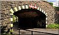 J2285 : Railway bridge, Templepatrick (4) by Albert Bridge