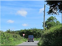 J0214 : The junction of New Road and Captain's Road by Eric Jones