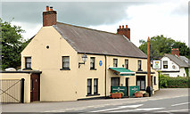 "J2983 : The ""Crown and Shamrock"", Ballyvesey, Newtownabbey by Albert Bridge"