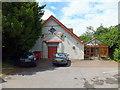 TQ5465 : Eynsford Village Hall by PAUL FARMER