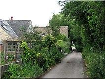 TL4568 : Cottenham: Church Lane by John Sutton