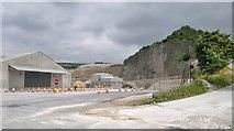 SK2055 : Ballidon Quarry, Derbyshire by Chris Morgan