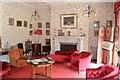 NM4099 : Kinloch Castle - Sitting Room by Ashley Dace