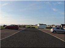 NX1896 : Ainslie Car Park by Billy McCrorie