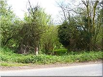 SP3930 : Mill Lane [4] by Michael Dibb