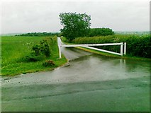 SE5214 : Gate to Private Road by Alex McGregor