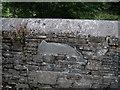 SN1734 : Bridge name stone by chris whitehouse