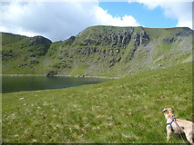 NY3415 : Helvellyn by Michael Graham