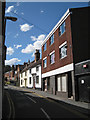 SP2865 : Lower end of Chapel Street by Robin Stott