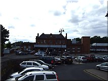 NT9953 : Berwick Railway Station by JThomas