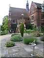 TL4656 : Courtyard at Homerton College by Marathon