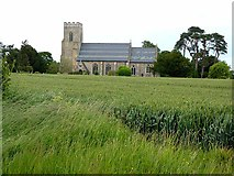 TG0135 : St Mary's Church, Gunthorope by Oliver Dixon