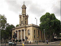 TQ2882 : Former Holy Trinity church by Stephen Craven