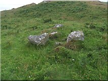 NS0853 : Burial chamber between the Dunagoil forts by John M