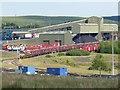 SO0906 : Cwm Bargoed coal loading depot. by Robin Drayton