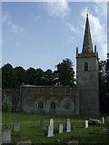 SK8707 : St Edmunds Church, Egleton by JThomas