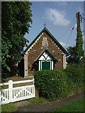 SK8707 : The Old School, Egleton by JThomas