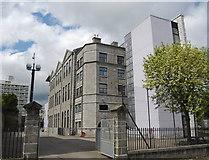 NJ9406 : Hanover Street School, Aberdeen by Bill Harrison
