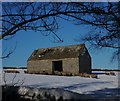 NY8056 : Opening time at Keenley tithe barn by Roger Morris