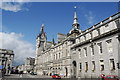 NJ9406 : Aberdeen: the civic heart by Bill Harrison