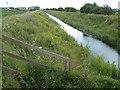 TL5683 : Drain near White Bridge Farm by Richard Humphrey