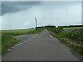 NU1931 : Road junction west of Springhill by Alexander P Kapp