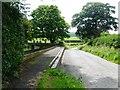 TA1371 : Raised pavement, Church Hill, Grindale by Christine Johnstone