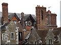 SU9747 : Loseley House Chimneys by Colin Smith
