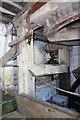 SJ4553 : Stretton Mill - gearing by Chris Allen