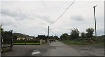 J0516 : Bungalows along Foughillotra Road by Eric Jones